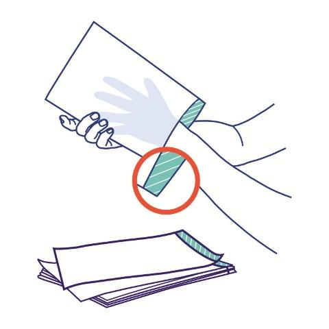 2. wash gloves - laminated OK