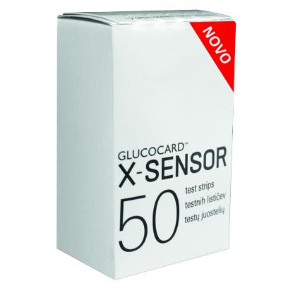 GLUCOCARD-X-sensor