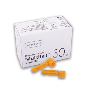 Multilet_Super_soft_50 lancete