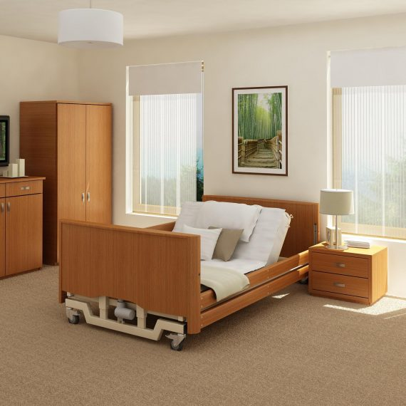 BARIATRIC LUX BED
