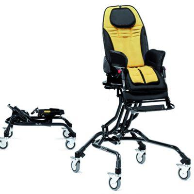 Bug - dječja invalidska kolica s posebnom prilagodbom