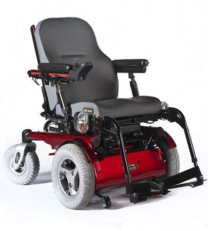 Jive F - elektromotorna invalidska kolica