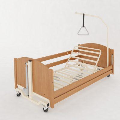 TAURUS LOW elektromotorni bolesnički krevet