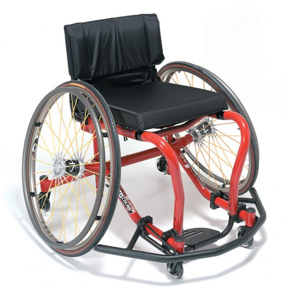 Quickie® All Court / All Court Ti - sportska invalidska kolica