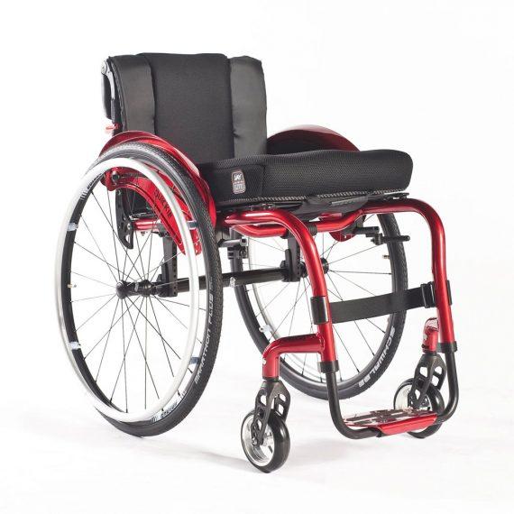 Quickie Argon 2 - aktivna invalidska kolica