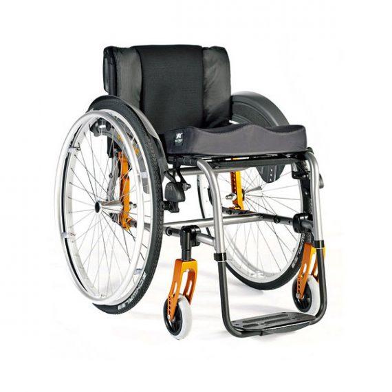Quickie Easy Life R - aktivna invalidska kolica