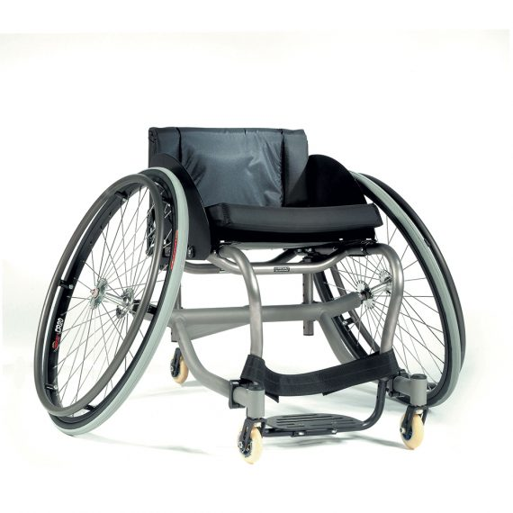 Quickie® Match Point/Match Point Ti - sportska invalidska kolica