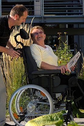 Neurološka invalidska kolica