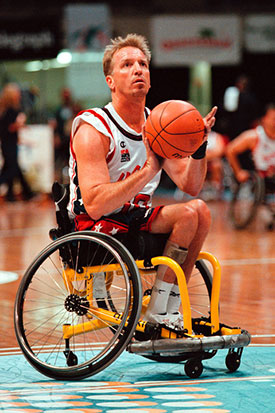 Sportska invalidska kolica