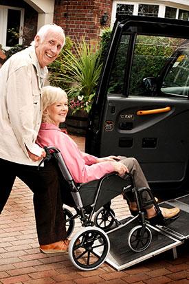 Standardna invalidska kolica