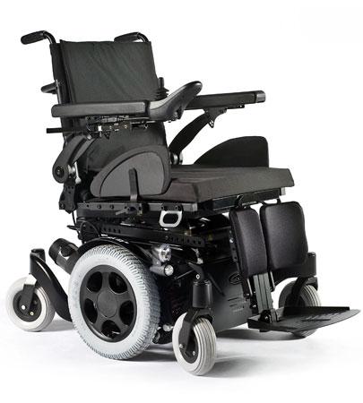 Salsa M2 - elektromotorna invalidska kolica