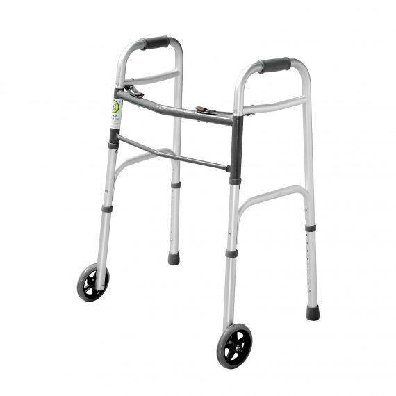 Hodalica - fiksna aluminijska s dva kotača