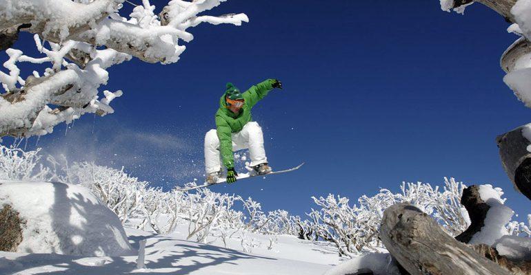 snowboarding-perisher