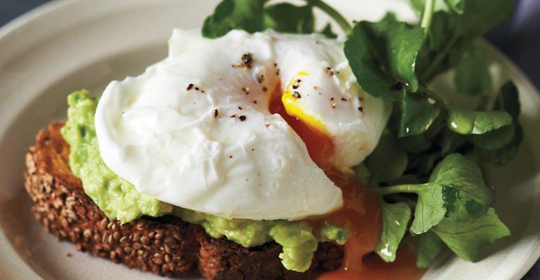 doručak s jajima