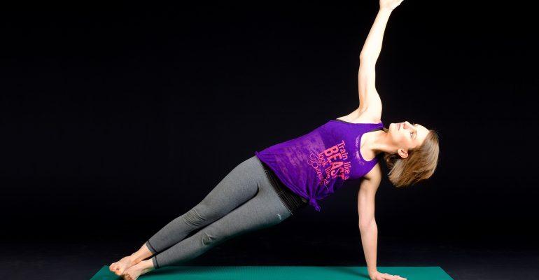 Jezgro tijela vježbe plank