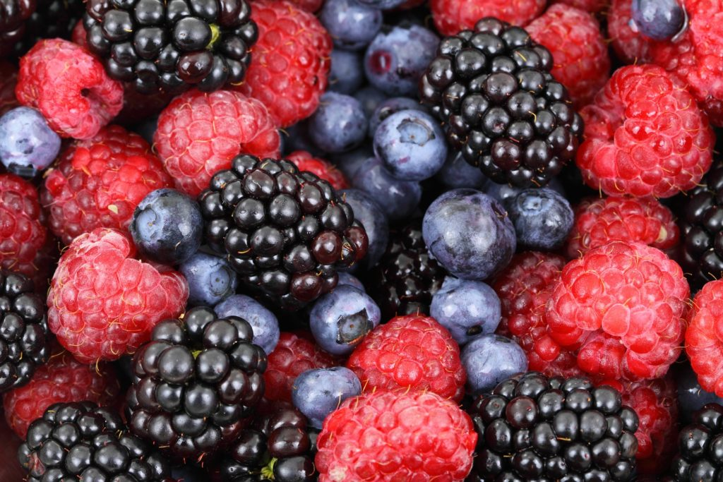 bol u zglobovima bobičasto voće