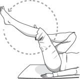 proširene vene vježba